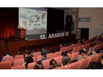 12.akademi-em Esogü'de Başladı