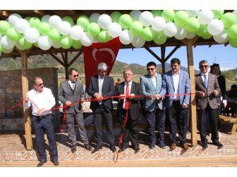 Fethiye'de 15 Temmuz Şehitleri Hatıra Ormanı Törenle Açıldı