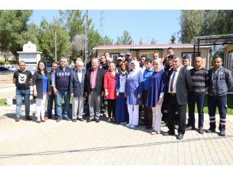 Efeler Belediyesi Tüm Cenaze İşlemlerini Kemer Mezarlığı'nda Birleştirdi