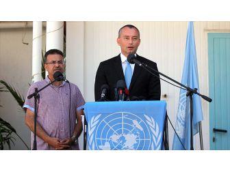 BM Ortadoğu Barış Süreci Özel Koordinatörü Mladenov: ''İsrail BMGK Kararlarına Uymuyor''
