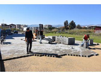 Nazilli Belediyesi Üst Yapı Hamlesini Şirinevler'de Sürdürdü