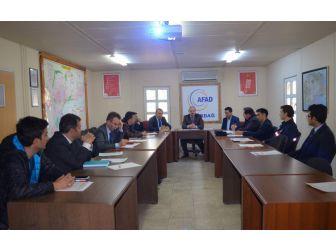 Tamp Kbrn Hizmet Grubu Destek Çözüm Ortakları Toplantısı Yapıldı