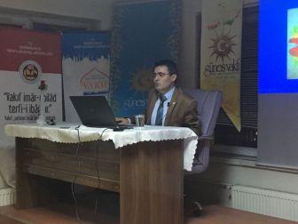 """Güneş Vakfı'nda """"Orta Asya'da Nevruz Kutlamaları"""" Konferansı"""