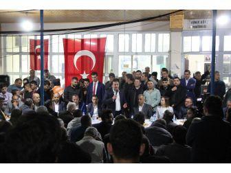 Menderes'te Davullu Zurnalı Referandum Çalışması