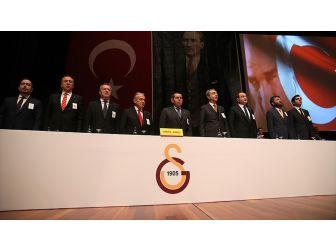 Galatasaray'ın Net Borcu 1 Milyar 830 Milyon Lira