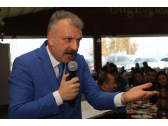 """Saral: """"Kılıçdaroğlu Çok Komik"""""""
