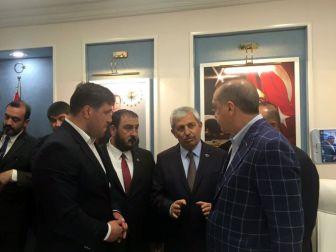 Başpehlivan Recep Kara, Cumhurbaşkanı Erdoğan İle Bir Araya Geldi