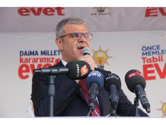 """Başbakan Yardımcısı Kaynak: """"Kılıçdaroğlu Aklın Yetseydi Bir Seferde Milleten İcazet Alırdın"""""""