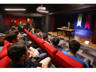 Başkan Piriştina'dan Gençlere Müjde