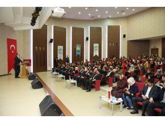 """Başkan Altay, """"Gençler Bize Selçuklu Medeniyetinin Emanetidir"""""""