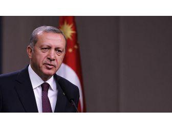 Cumhurbaşkanı Erdoğan'dan, Avrupa Şampiyonası'nda Altın Madalya Kazanan Karateci Aktaş ve Yakan'a Telgraf