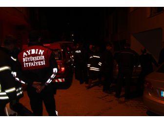Aydın'da Öğrencilerin Kaldığı Binada Çıkan Yangın Paniğe Neden Oldu