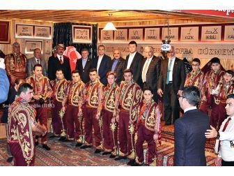 Tosya Yarenleri, Milletvekili Demir'i Misafir Etti