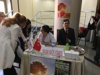 Organ Bağışı Türkiye'de Yüzde 7, Avrupa'da Yüzde 30