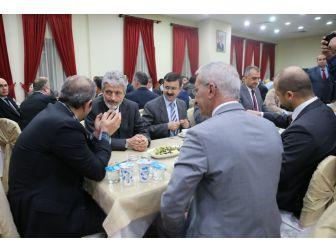 Başkan Tuna, Sivil Toplum Kuruluşlarıyla İstişarelerine Devam Ediyor