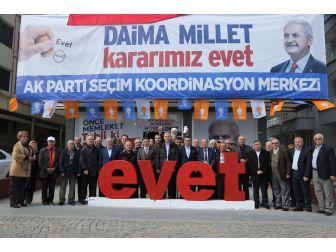 """Taşçı: """"Türkiye Güçlenecek, Kalkınma Hızlanacak"""""""