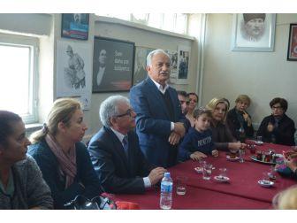 Başkan Karabağ'dan Kula'da Referandum Çalışması