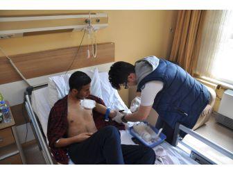 Kalp Krizi Geçiren Hastaya Başbakan Yıldırım'dan Geçmiş Olsun Telefonu