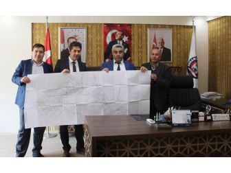 Hisarcık'ta Elektrik Hatları Yer Altına Alınıyor