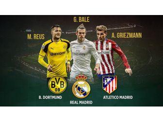 Şampiyonluğa Hasret Yıldız Futbolcular