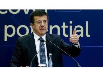 Ekonomi Bakanı Zeybekci: Terör Örgütlerinin Kazanmasına Müsaade Etmeyeceğiz