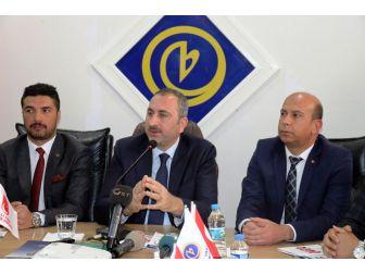 """Ak Parti'li Gül: """"Kılıçdaroğlu Ya Milletten Özür Dilesin Ya Da Yalan Söylemeyi Bıraksın"""""""
