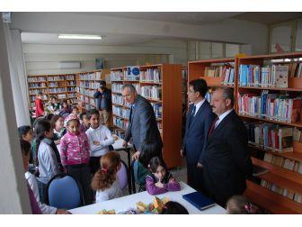 Silifke'de Kütüphaneler Haftası Kutlandı
