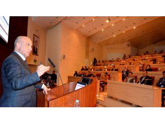 Milletvekili Ilıcalı, Üniversite Öğrencilerine Cumhurbaşkanlığı Hükümet Sistemini Anlattı