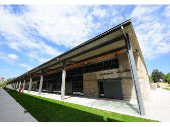 Agü'den İki Yapı Türkiye Mimarlık Yıllığı 2016'da Yer Aldı