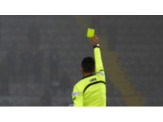 Süper Lig 'Kart Raporu'nda Üst Sıralarda