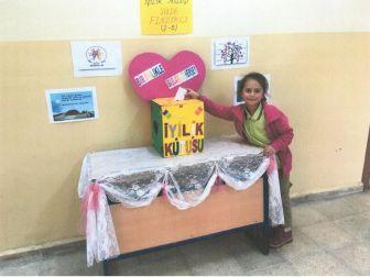 Avni Akyol'dan İyilik Kutusu Projesi