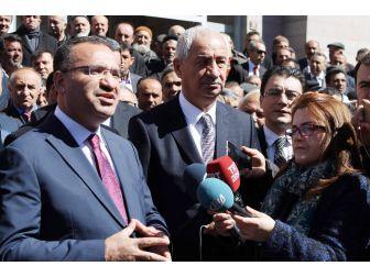 """Adalet Bakanı Bozdağ: """"Kılıçdaroğlu'nun Yalan Üretme Yeteneği Var"""""""
