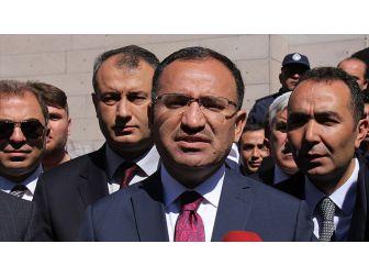 Adalet Bakanı Bozdağ: Yedi Seçim Kaybetti Hala Yerinde Oturuyor