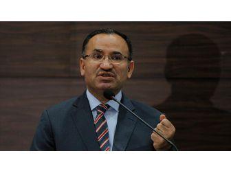 Adalet Bakanı Bozdağ: Yetkinin Şarta Bağlanması Kötüye Kullanımı Önlemek İçin