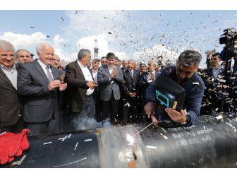 Kumluca'da Su Bayramı
