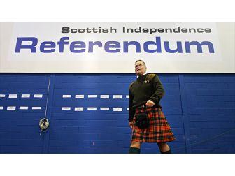 İskoçya'da İkinci Bağımsızlık Referandumu Tasarısı Kabul Edildi