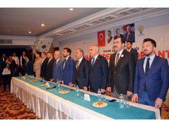 Ak Parti Genel Başkan Yardımcısı Ataş Didim'de