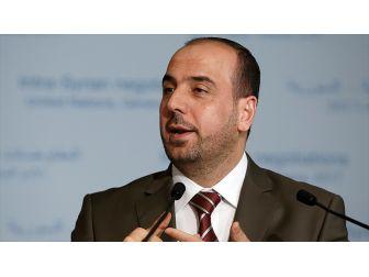 Suriye Konulu Cenevre 5 Görüşmeleri Sürüyor