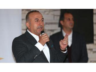 Dışişleri Bakanı Çavuşoğlu: Engelleri Aşmaya Devam Edeceğiz