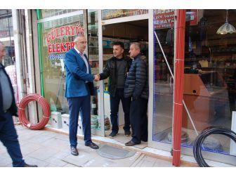 Bulancak Belediye Başkanı Yakar, Hizmet Kalitesini Anket İle Sordu