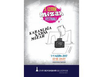 İzmir Mizah Festivali Başlıyor