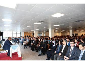 Başkan Hasan Can, Belediye Personeli İle Bir Araya Geldi