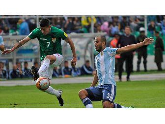 Messi'den Yoksun Arjantin'e Bolivya Sürprizi