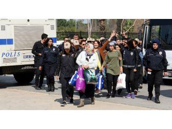 Antalya'da Pkk Operasyonu: 18 Gözaltı