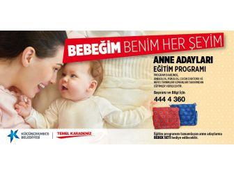 Anne Adayları Doğum Sürecine Hazırlanacak