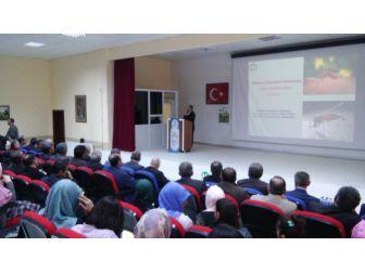 Haşere İle Mücadelede Eğitim Çalışmaları Düzenlendi