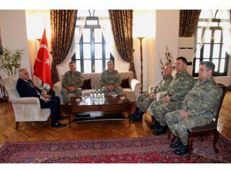 Jandarma Genel Komutan Yardımcısı Elazığ'da