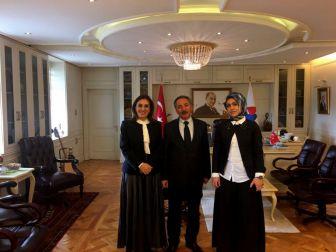 Ağrı İbrahim Çeçen Üniversitesi Rektörüne Kadın Ve Demokrasi Derneğinden (Kadem) Ziyaret