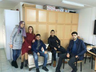 Üniversite Öğrencisi Tezinde 'Als İle Yaşam'ı Konu Aldı