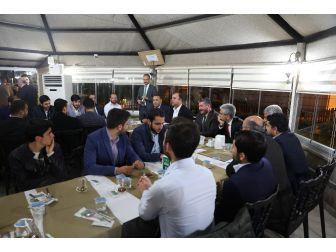 Başkan Çiftçi: Cumhurbaşkanlığı Hükumet Sistemi Milleti En Üste Taşıyor